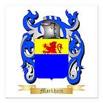 Markham Square Car Magnet 3
