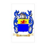Markham Sticker (Rectangle)