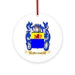 Markham Ornament (Round)