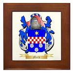Mark Framed Tile