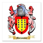 Marjanovic Square Car Magnet 3
