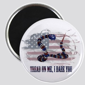 Tread On Me, I Dare You Magnets