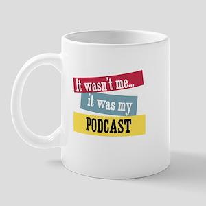 Podcast Mug