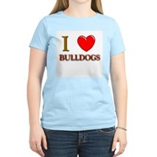 Bulldog gifts for women Women's Light T-Shirt