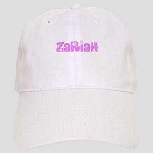 Zariah Flower Design Cap