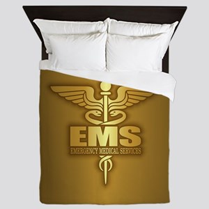 EMS gold Queen Duvet