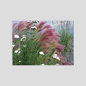 Lavender Delight 5'x7'Area Rug