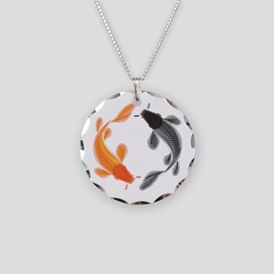 Japanese Koi Necklace