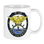 USS LOCKWOOD Mug