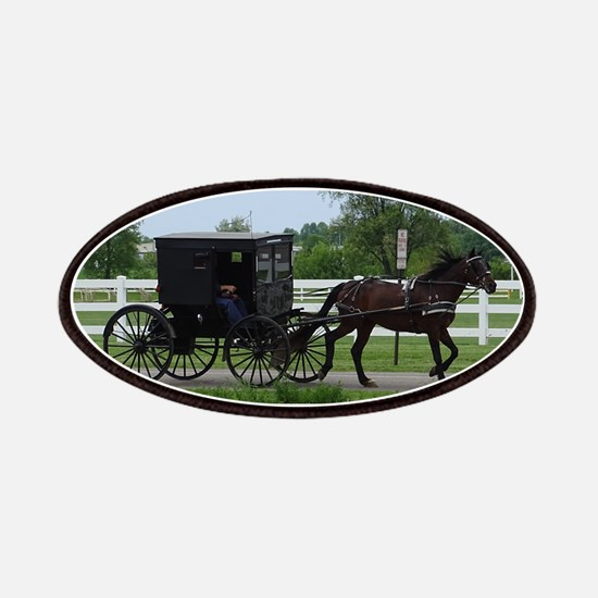 Amish Buggy Patch