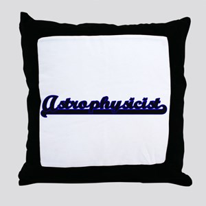 Astrophysicist Classic Job Design Throw Pillow