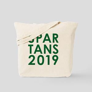SPARTANS2019 Tote Bag