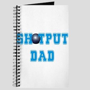 Shot Put Dad Journal