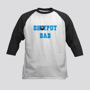 Shot Put Dad Baseball Jersey