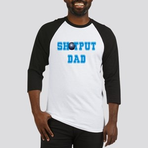 Shot Put Dad Baseball Jersey