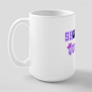 Shotput Queen Large Mug