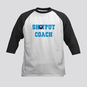 Shotput Coach Baseball Jersey