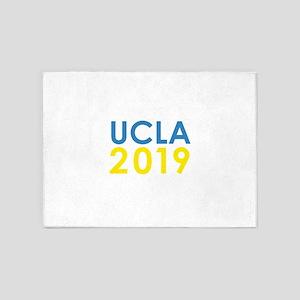 UCLA2019 5'x7'Area Rug
