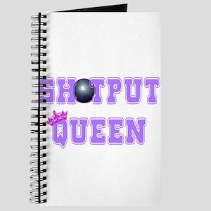 Shotput Queen Journal