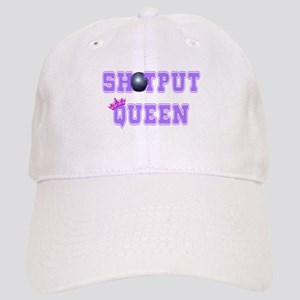 Shotput Queen Cap