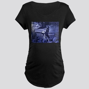 Marilyn Monroe in Palm Springs Maternity T-Shirt