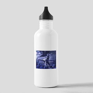 Marilyn Monroe in Palm Stainless Water Bottle 1.0L
