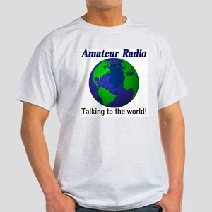Talking To The World Light T-Shirt