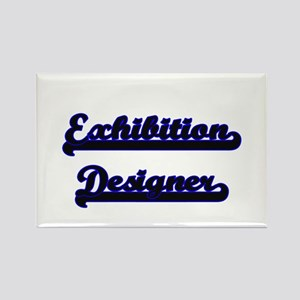Exhibition Designer Classic Job Design Magnets