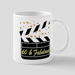 60TH DAZZLING DIVA Mug
