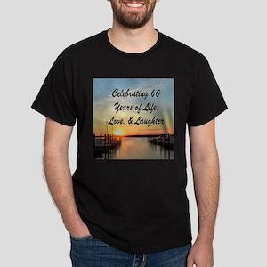 SPIRITUAL 60TH Dark T-Shirt