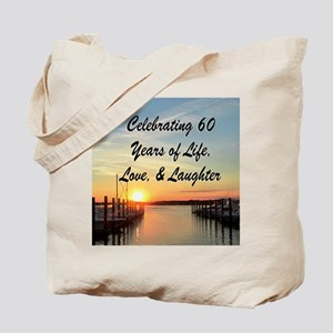 SPIRITUAL 60TH Tote Bag
