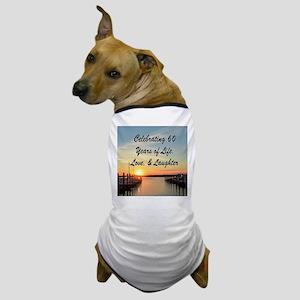 SPIRITUAL 60TH Dog T-Shirt