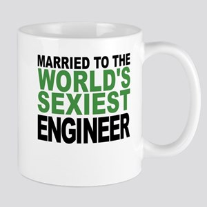 Married To The Worlds Sexiest Engineer Mugs