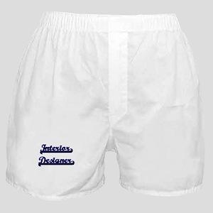 Interior Designer Classic Job Design Boxer Shorts