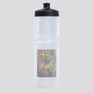 Trendy Cats Sports Bottle