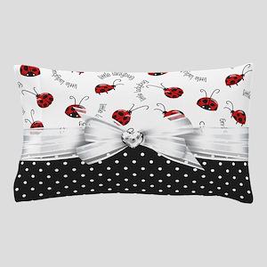 Ladybug Dreams Pillow Case
