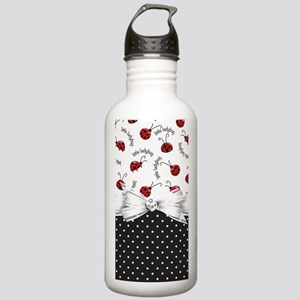 Ladybug Dreams Stainless Water Bottle 1.0L