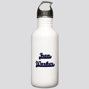 Iron Worker Classic Jo Stainless Water Bottle 1.0L