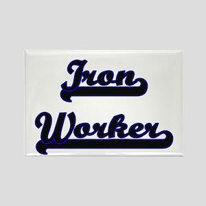 Iron Worker Classic Job Design Magnets