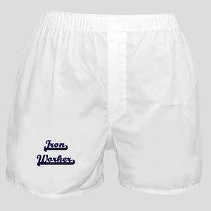 Iron Worker Classic Job Design Boxer Shorts