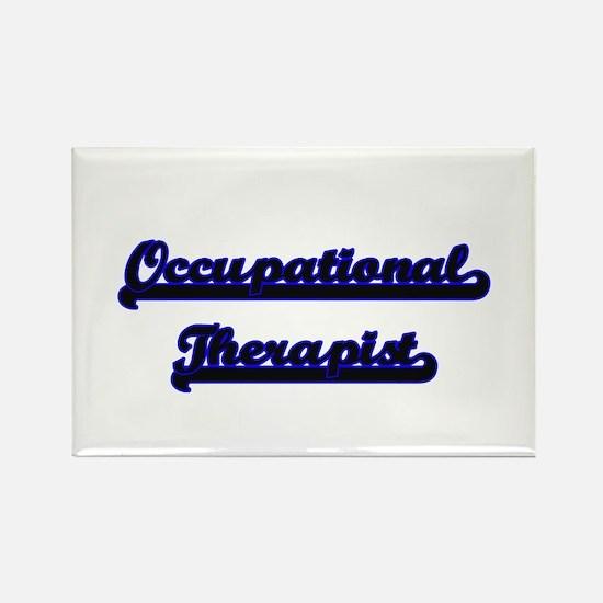 Occupational Therapist Classic Job Design Magnets