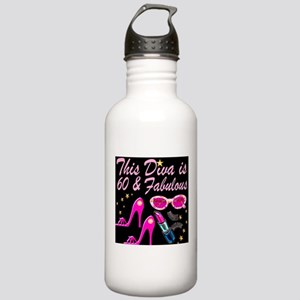 60TH CELEBRATION Stainless Water Bottle 1.0L