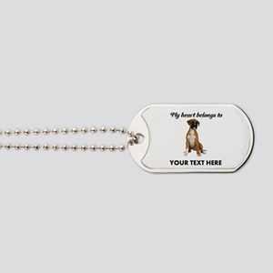 Personalized Boxer Dog Dog Tags