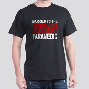Married To The Worlds Sexiest Paramedic T-Shirt