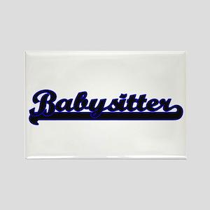 Babysitter Classic Job Design Magnets