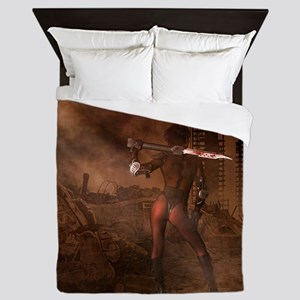 End Times Queen Duvet