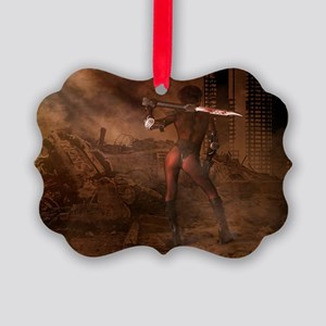 End Times Ornament