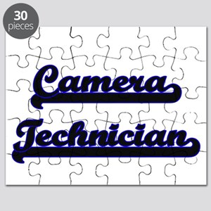 Camera Technician Classic Job Design Puzzle