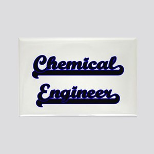 Chemical Engineer Classic Job Design Magnets