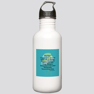 Nurse Prayer Water Bottle